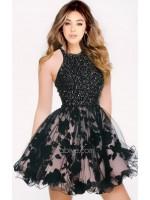 Payetli Elbise