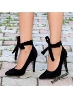 Stiletto Ayakkabı --siyah